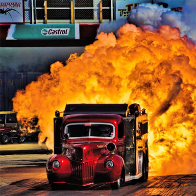 Aftershock Jet Truck